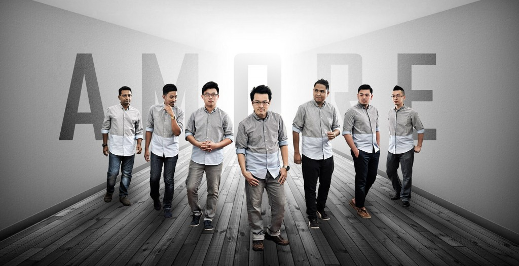 Amore Production Team 2015